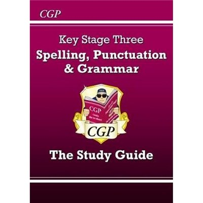 Spelling, Punctuation and Grammar for KS3 - Study Guide by CGP Books