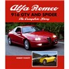 Alfa Romeo 916 GTV and Spider by Robert Foskett