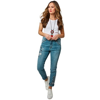 Joe Browns Amazing Applique Jeans