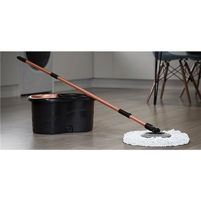 Tower T869001RGB Spin Mop and Bucket