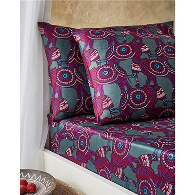Joe Browns Brilliant Printed Floral Pillowcases - Pair