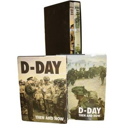 D-Day Then and Now by Edited by Winston G Ramsey