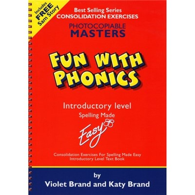 Fun with Phonics by Violet Brand, Katy Brand