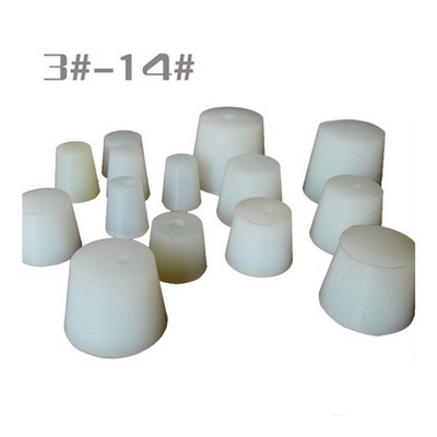 10Pcs Silicone Wine Bottle Stopper Sealer Home Wine Making V.7 Without Hole