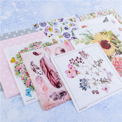 Anna Marie Designs Assorted Everyday Napkin Pack 10 - Set 2