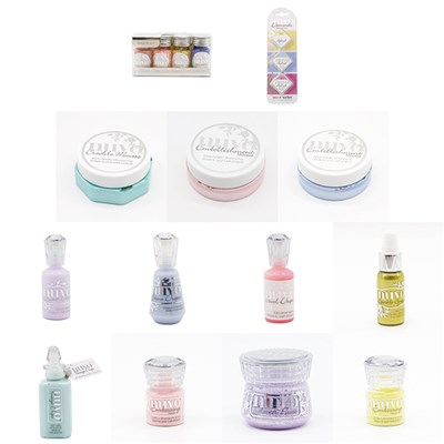 Tonic Studios Sweet Sorbet - Full Nuvo Collection