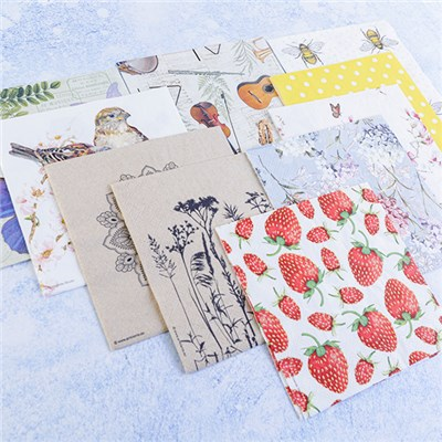 Anna Marie Designs Assorted Everyday Napkin Set 3 - Pack of 10