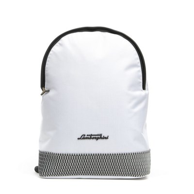 Bianco White Backpack