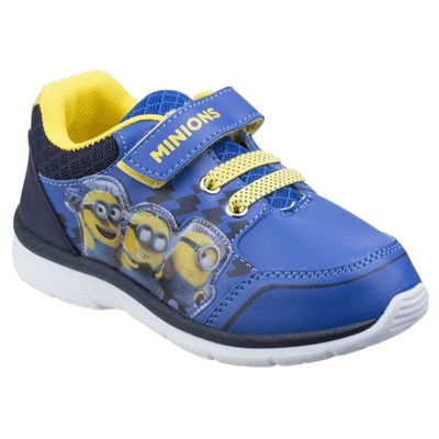 Leomil Childrens Boys Official Minions Shoes/Trainers
