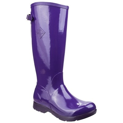 Muck Boots Womens/Ladies Bergen Tall Lightweight Rain Boots