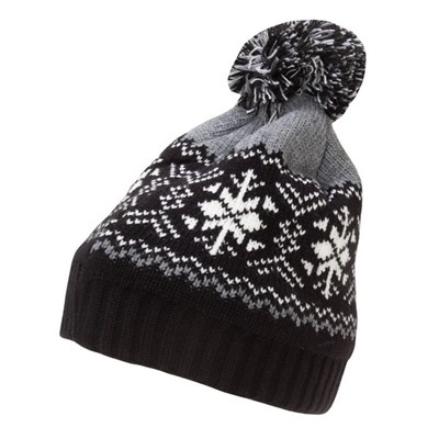 Rock Jock Womens/Ladies Fairisle Ski Hat