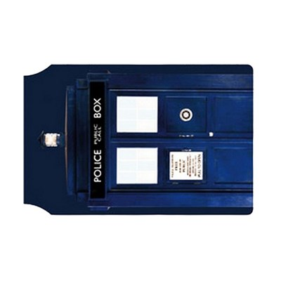 Dr Who Card Holder