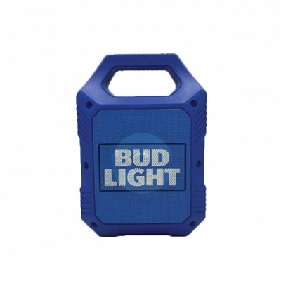 Bud Light 9 Rugged Tailgate LED Bluetooth Speaker