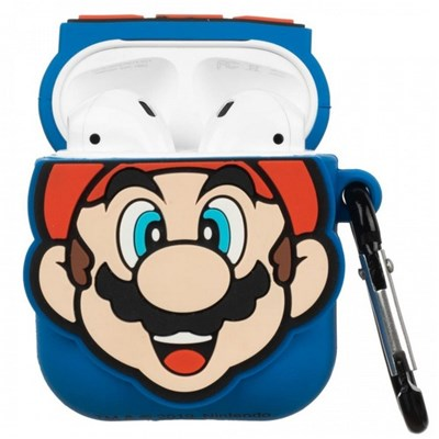 Super Mario AirPod Cover Case