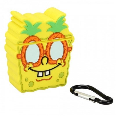 SpongeBob SquarePants Pineapple AirPod Protective Cover Case