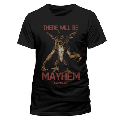 Gremlins Unisex Adult Mayhem T-Shirt