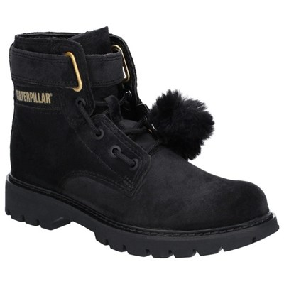 Caterpillar Womens/Ladies Conversion Velvet Ankle Leather Boot