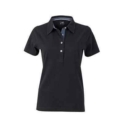 James and Nicholson Womens/Ladies Plain Polo