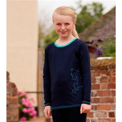 Mark Todd Childrens/Kids Long Sleeve T-Shirt