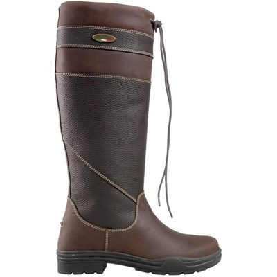 Brogini Womens/Ladies Warwick Leather Country Boots
