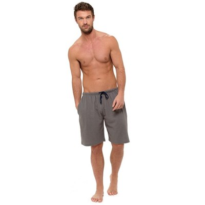 Tom Franks Mens Honeycomb Jersey Lounge Shorts