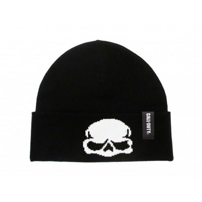 Call Of Duty Entartica Skull Beanie