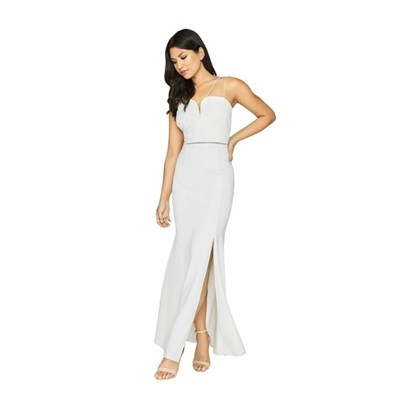 Girls On Film Womens/Ladies Midas Touch Sweetheart Maxi Dress