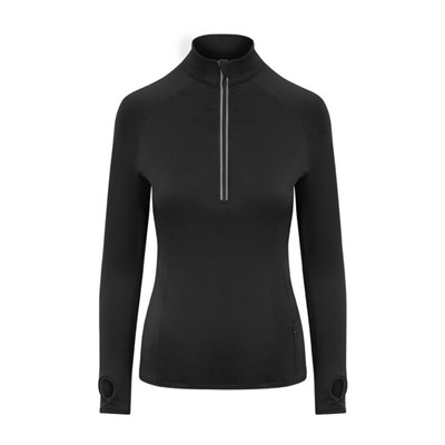 AWDis Womens/Ladies Cool-Flex Half Zip Top