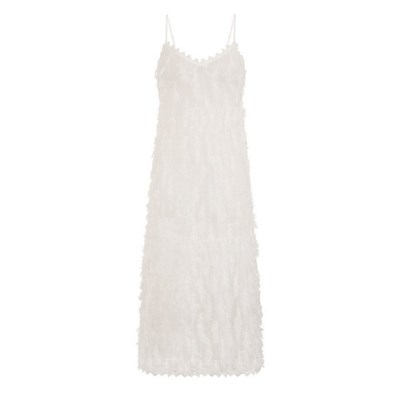 Girls On Film Womens/Ladies Goulding Fringe Cami Dress