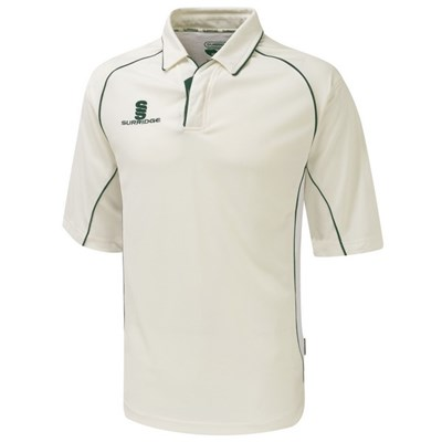 Surridge Mens/Youth Premier Sports 3/4 Sleeve Polo Shirt