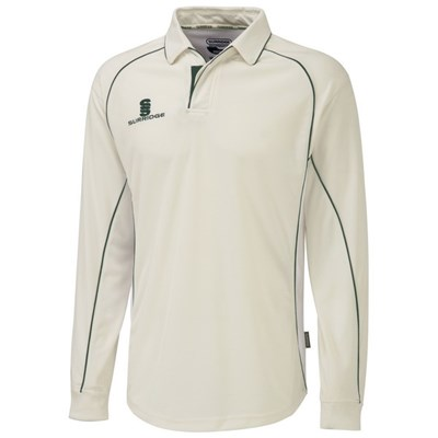 Surridge Mens/Youth Premier Sports Long Sleeve Polo Shirt