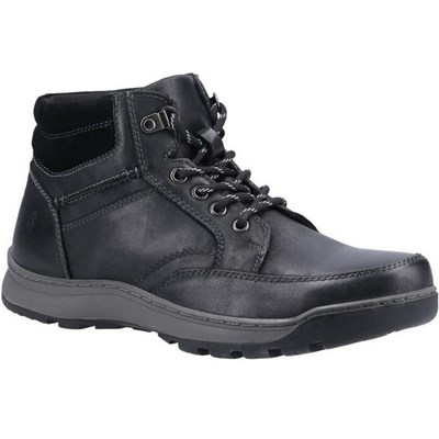 Hush Puppies Mens Grover Leather Boots
