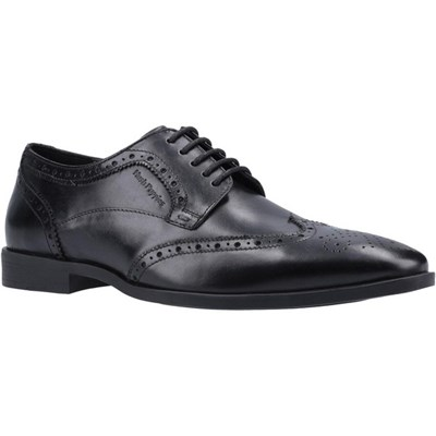 Hush Puppies Mens Leather Brogues