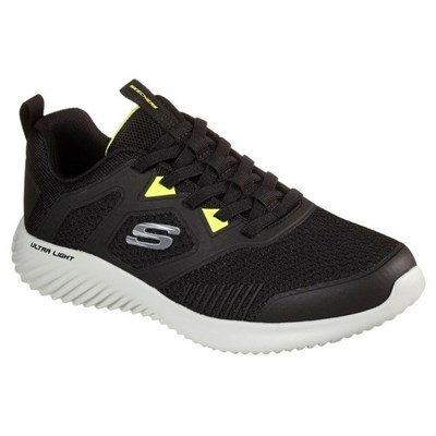 Skechers Mens Bounder High Degree Trainers