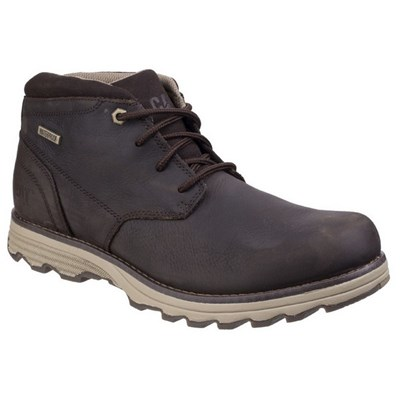 CAT Lifestyle Mens Elude WP Lace Up Boots