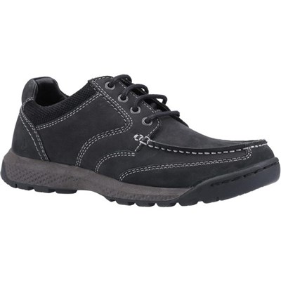 Hush Puppies Mens Dominic Suede Shoes