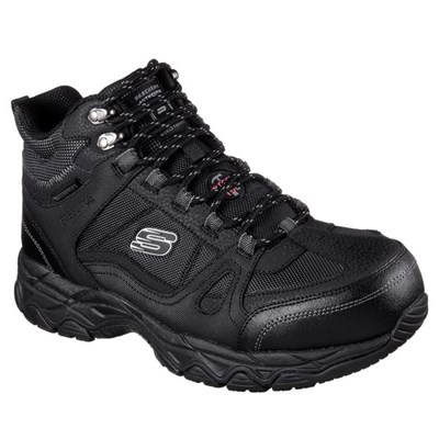 Skechers Mens Ledom Safety Boots