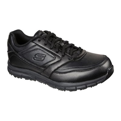 Skechers Mens Nampa Occupational Trainers