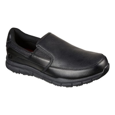 Skechers Mens Nampa Groton Occupational Shoes