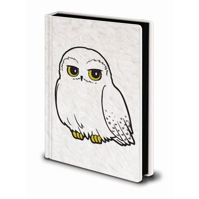 Harry Potter Hedwig A5 Notebook