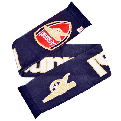 Arsenal FC Official Gunners Football Scarf