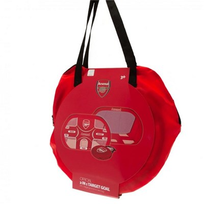 Arsenal FC 2 in 1 Pop Up Football Goal