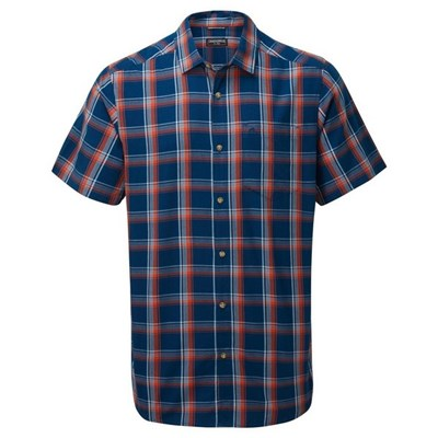 Craghoppers Mens Rafie Checked Shirt