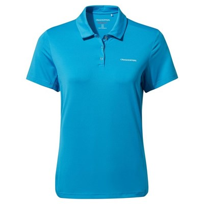 Craghoppers Womens/Ladies Pro Short-Sleeved Polo Shirt