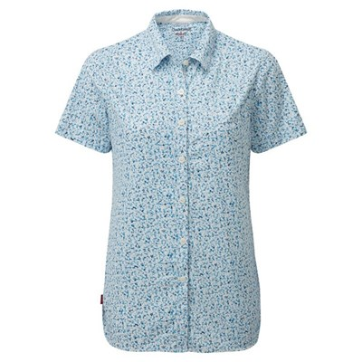 Craghoppers Womens/Ladies Tayma Short-Sleeved Shirt