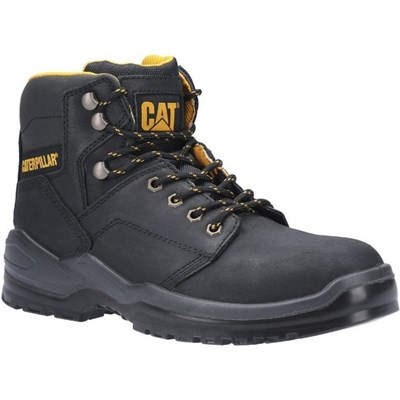 Caterpillar Mens, Mens Striver Leather Safety Boots