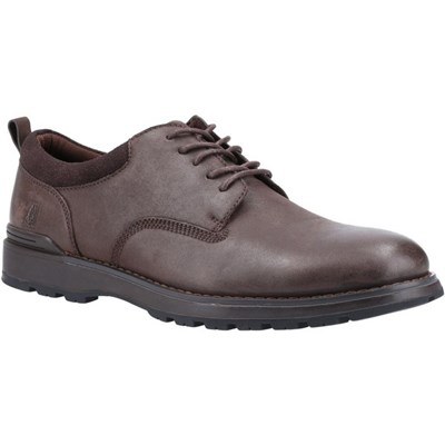 Hush Puppies Mens Dylan Leather Shoes