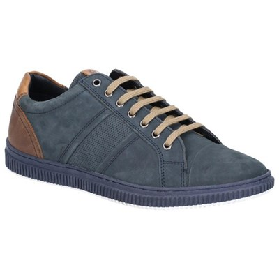 Base London Mens Rubix Softy Suede Trainers