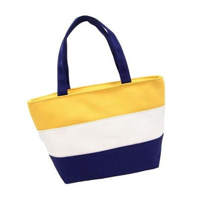 Small Square Bag Canvas Mommy Bag Mother And Baby Bag Go Out Mommy Bag Small Female Hand Carry Lunch Box Bag - Style 5