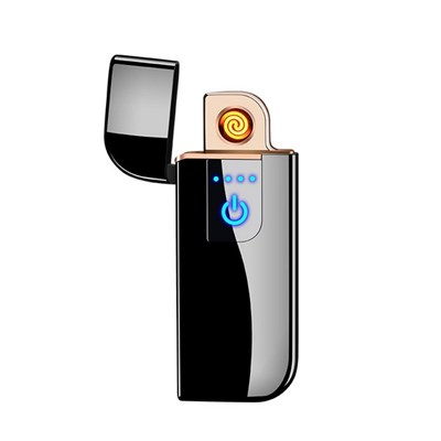 EI Contente Electronic Sensor Lighter USB Rechargeable Windproof Lighter For Cigarettes Candles Kitchen